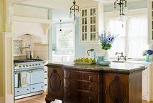 kitchens / by Susie Nancarrow