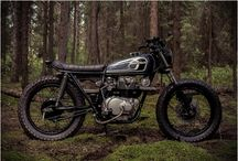 Bikes / by L Vartanian