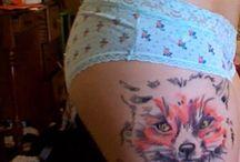 Tattoos / by Ashley Justin Babineaux