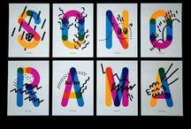 graphic design ✫ / by Saori Kajiwara