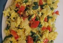 breakfast recipes  / by Kristi Sampson
