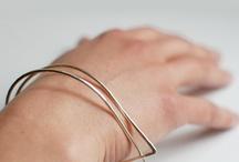 Jewelry: bracelets / by Jenna T.