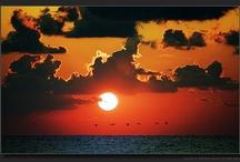 sea and sky ~ / by Loretta Cohen