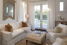 Living Rooms / by Shand Mayville (Quarters One)