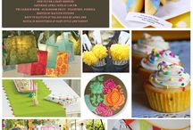 Olivia's Birthday Ideas / by B Designs
