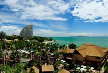Centara Grand Mirage Beach Resort Pattaya / by Centara HotelsResorts