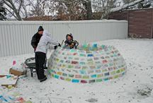 kids | snow fun / by miss shawna