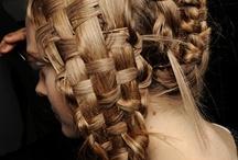 All about hair / by Tera Karasek