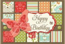 Cards ~ Birthday (Feminine) / by Autumn Ruckman