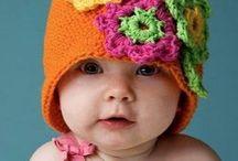 Toucas / by Claritoneta - Fofuras para o Seu Bebê
