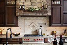 kitchen ideas / by Tiffany Melius
