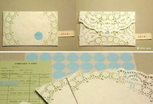 Cute Paper Ideas / by Stephanie Davis