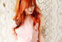 Hair Inspiration  / by Kaylee Gardner
