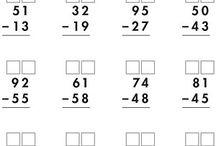 Math / by Elaine Bugeau