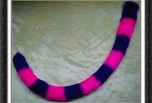 Cheshire Cat ...♡♥ ... Costume / by Kimberly Hamner