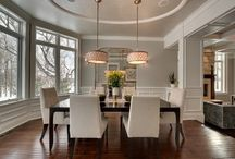 Dining Rooms / by Randy Bridges