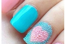 Cute nail designs / Nail designs to use / by Toya Carver