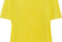 Cheery, yellow & sunshiny / by Kay Walker