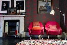 House of Fabulous / Bold, classy, chic and fun, with a strong shot of whimsy. / by Amanda Corrigan