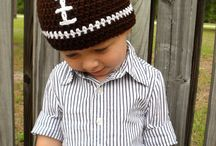 Sew & Crochet / A new hobby ... projects for me to sew for my boys and the people I love  / by Ashley Utile