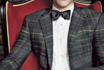Tartans, Tweeds, and Moody Hues  / by Scot Meacham Wood