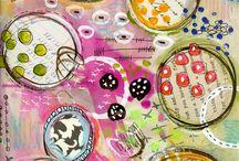 Art Journal / Diarios y álbumes con historia y colores propios / by Claudia G.Valdivia