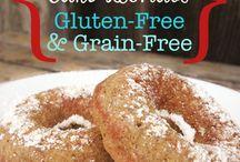 Gluten free / by Lynn Crowder
