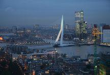 Rotterdam  / by Toine van Dijk