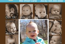 Elijah's 1st birthday!  / by Jessica Thompson Oliveras