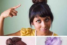 Hair, hair and more hair!! / by Angela Michaels