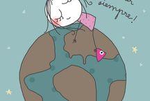 Illustrations / by Eva