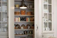 Butler's Pantry/pantry / by Christy Davis