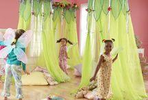 Ostara's Princess Fairy Bedroom / by Leonie Dawson :: LeonieDawson.com