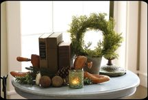 Vignettes & Display Ideas / by Mary Ann Miller