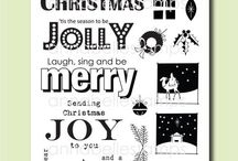 Merry Messages / by AnnaBelle Stamps