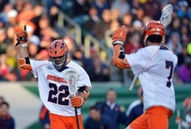 Syracuse men's lacrosse / by Kevin Sirois