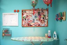 Creative Spaces / by Polka Dot Daze