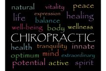 chiropractic / by Ashley Emmons