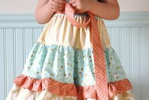 Little girl clothes / by Kimberly Winfree