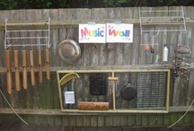 Outdoor Nature Based Classrooms / by Marsha Swanson