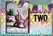 Scrapbooking/Photography / I heart scrapbooking, and I have the overflowing (yet dusty and under used) scrapbook table to prove it. / by HollowTreeVentures