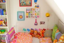 kids rooms / by Kristy Velazquez