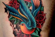 Swallows / by Tattoos