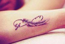tattoos  / by Ami Ruscoe