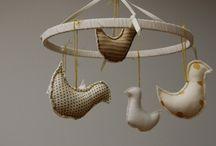Decorating - Nursery / by Elizabeth Pugh