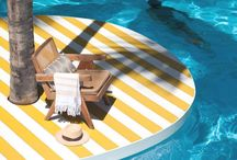 Pools & Outdoor Spaces / by Kathryn James