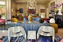 interior design. / the things that inspire my studies in interior spaces. / by Franky Hernandez