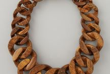 wood jewelry / by Kayce Hughes
