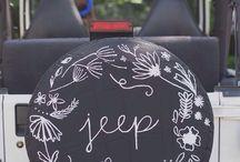 Jeep / by Brandi Wernli