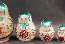 Babushka Dolls / by Dalia Cable